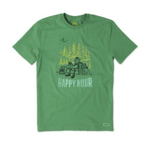 Watercolor Happy Hour Camp Crusher Tee Thumbnail