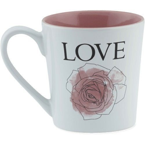 Love Rose Everyday Mug 17 oz Thumbnail