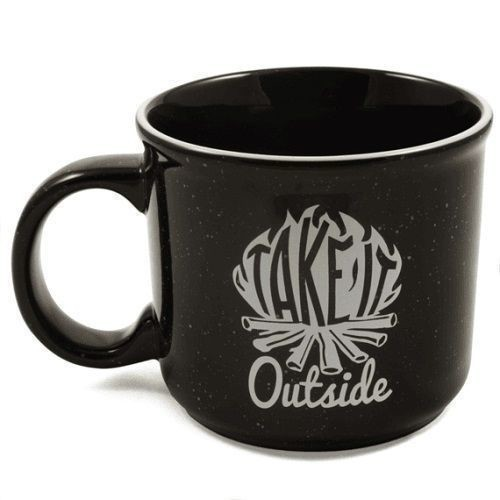 Take It Outside Campfire Camp Mug 16 oz. Thumbnail