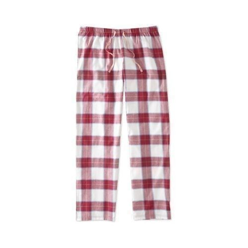 Women's Berry Plaid Classic Sleep Pants Thumbnail