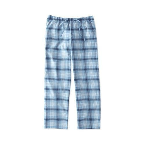 Women's Blue Plaid Classic Sleep Pant Thumbnail