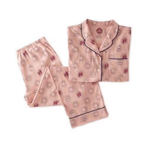 Women's Rise and Shine Sun Jersey Sleep Set Thumbnail
