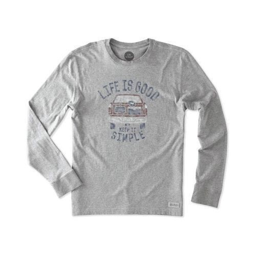 Keep it Simple Tailgate Long Sleeve Crusher  Thumbnail