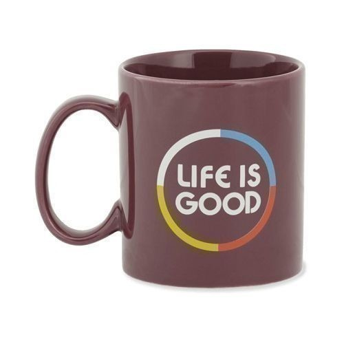 Life is Good Circle Jake's Mug Thumbnail