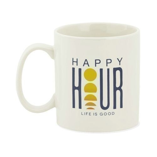 Happy Hour Sunset Jake's Mug Thumbnail