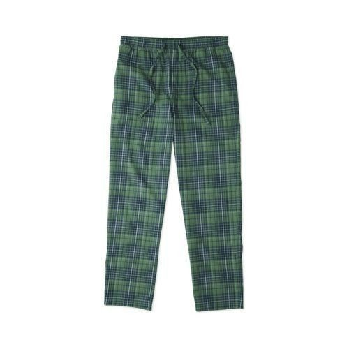 Green Blue Plaid Classic Sleep Pants Thumbnail