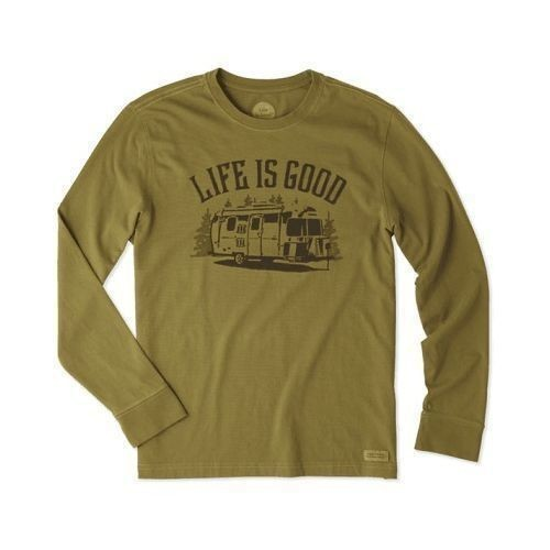 Airstream Long Sleeve Crusher Tee Thumbnail