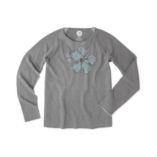 Women's Beachy Pullover - Hibiscus Thumbnail