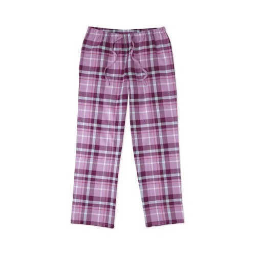 W Classic Sleep DstOrc Plaid Thumbnail