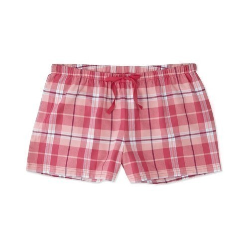 W Classic Sleep Pop Pink Plaid Thumbnail