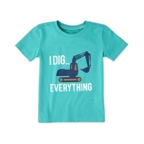 Toddler SS Tee Dig Everything Thumbnail