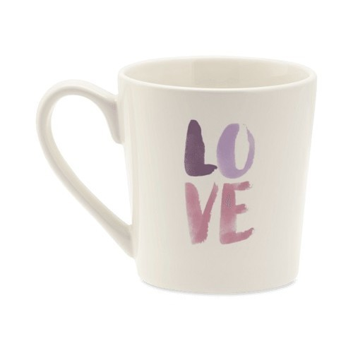 U Everyday Mug - Love Watercolor Thumbnail