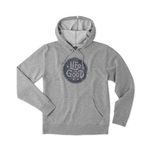 Fleece Hoodie Stacked LIG  Thumbnail