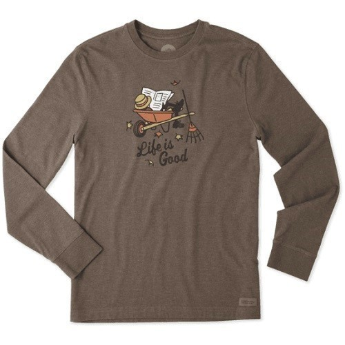 Fall Guy Long Sleeve Crusher Tee Thumbnail