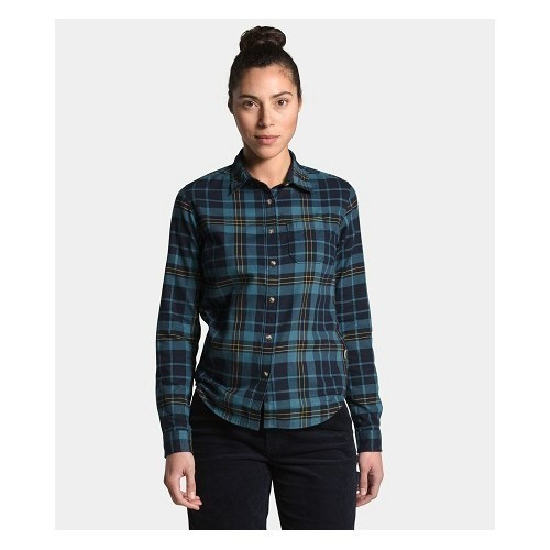 Women's Berkeley Girlfriend Long-Sleeve Shirt Thumbnail
