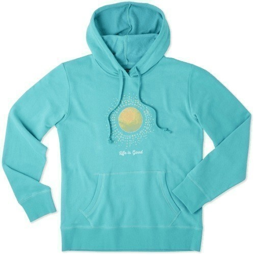 Women's Sunray Circles Go-To Hoodie Thumbnail