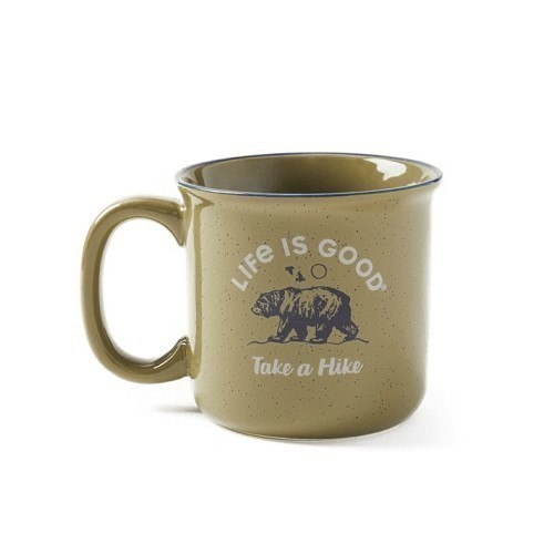 Bear Take a Hike Camper Mug Thumbnail