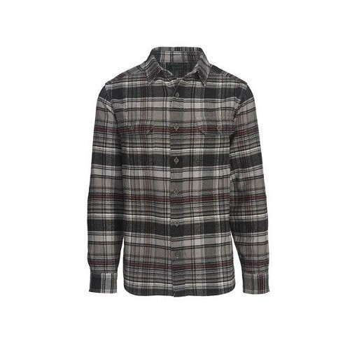 Oxbow Bend Plaid Flannel Shirt Thumbnail