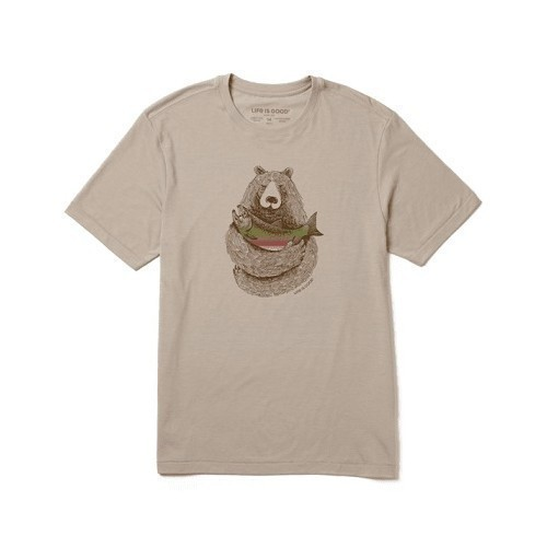 Cool Tee Bear Cradling Din Thumbnail