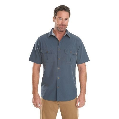 Midway Solid 100% Cotton Shirt Thumbnail