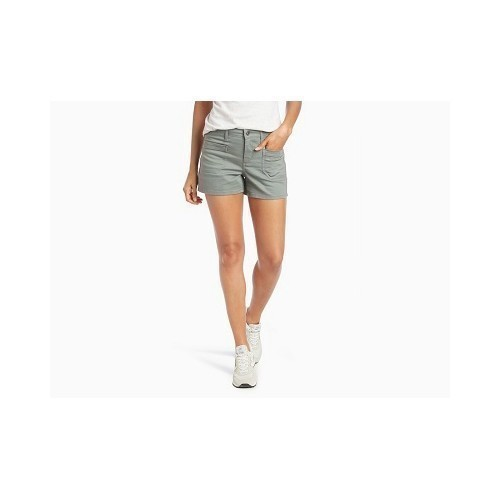 Women's Kontour Skinny Stretch Fabric Short Thumbnail