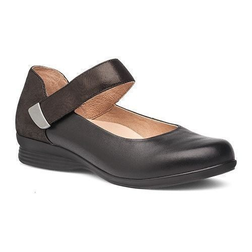 Audrey Low Adjustable MJ Black Thumbnail