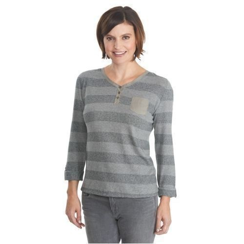 Women's McKees Run Stripe Knit Top Thumbnail
