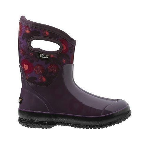 Women's Classic Mid Watercolor Rubber Boot Thumbnail
