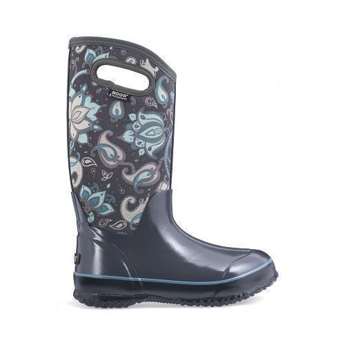 Women's Classic Paisley Floral Tall Boots Thumbnail