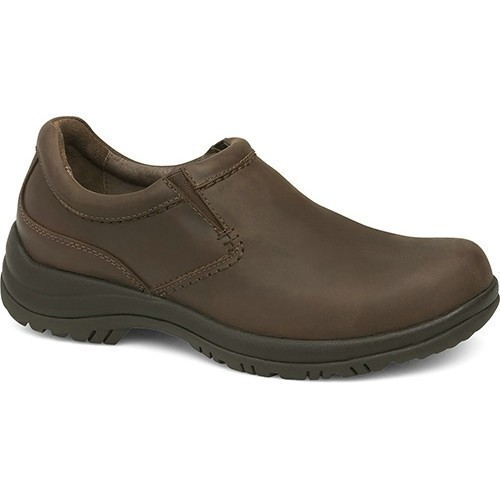Dansko Wynn Shoe - Distressed Brown Thumbnail