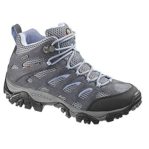 Merrell Women's Moab Mid Waterproof Boot Thumbnail