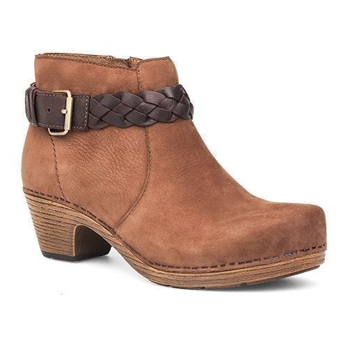 Michelle Braided Buckle Bootie Thumbnail