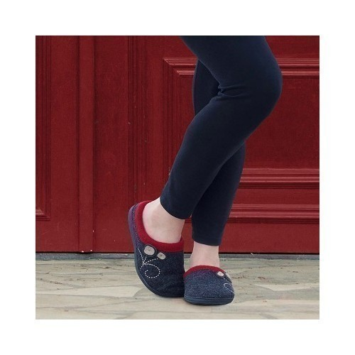 Women's Dara Mule Slipper Thumbnail