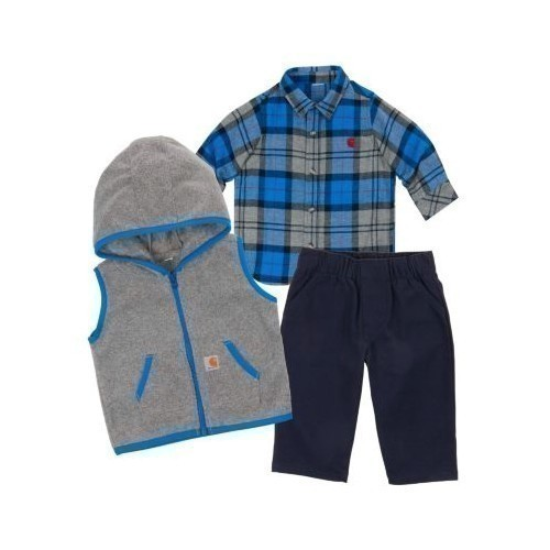 Inf Flannel 3PC Gift Set Thumbnail