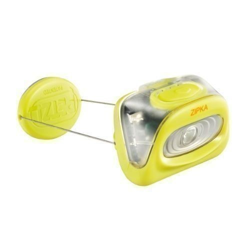 Zipka Yellow Headlamp Thumbnail