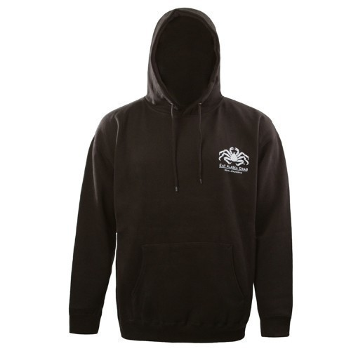 Eat Alaskan Crab Hooded Sweatshirt Thumbnail