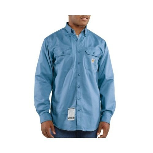 Tall FR Twill Shirt Pocket Flap Thumbnail