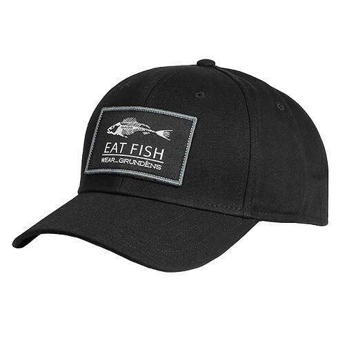Eat Fish Baseball Cap Thumbnail