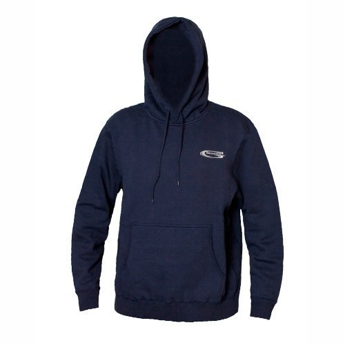 Grunden's Hooded Sweatshirt Navy Thumbnail