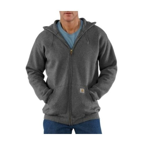 Zip Hooded Sweatshirt Midweight Thumbnail