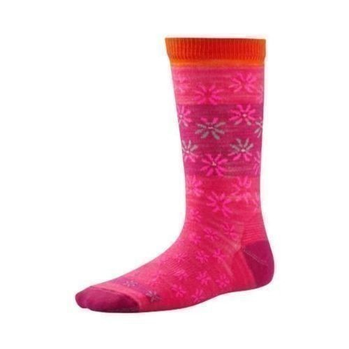 Girls Daisy Dot Crew Socks Thumbnail