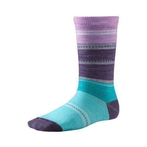 Girls Sulawesi Stripe Crew Socks Thumbnail