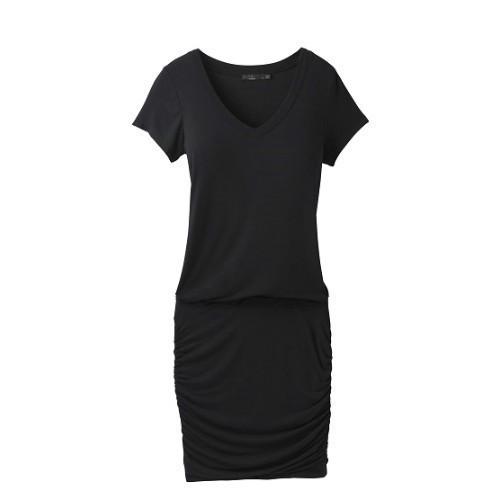 Women's Foundation Short-Sleeve Fitted Dress  Thumbnail