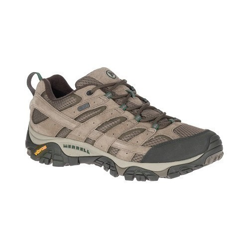 Wide Moab 2 Low Waterproof Boulder Low Hiker Thumbnail