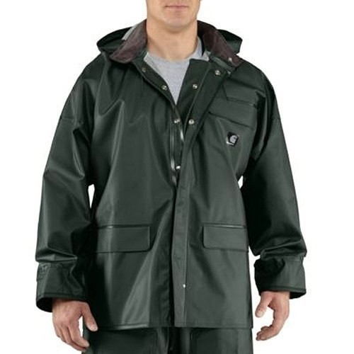 Tall Surrey Coat PVC Rain Coat Thumbnail