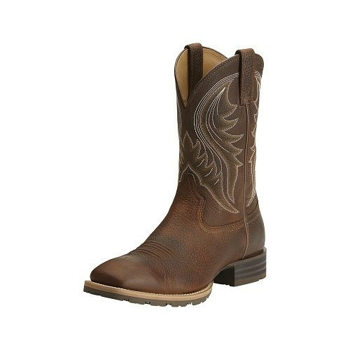 Hybrid Rancher Pull On Boot - Brown Thumbnail