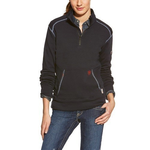 Women's FR Polartec 1/4 Zip Fleece Thumbnail