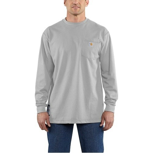 Flame-Resistant Force™ Cotton Long-Sleeve Thumbnail