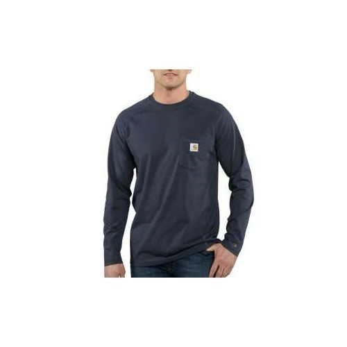 Force Cotton Long-Sleeve T-Shirt Thumbnail
