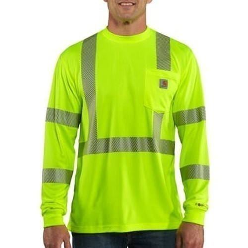Force High-Visibility LS Class 3 T-Shirt Thumbnail